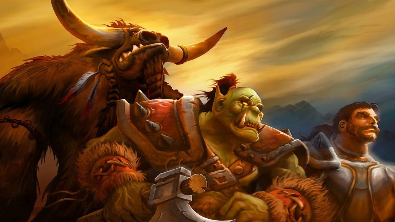 World of Warcraft классическая версия